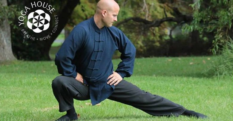 Walking Qigong