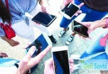 ondes des smartphones