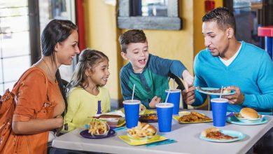 Photo of Habiter près d'un fast-food est mauvais pour le coeur