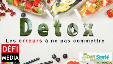 Photo of Detox : les erreurs à ne pas commettre