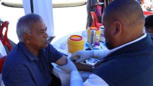 Dépistage du diabète par le Ministère de la Santé