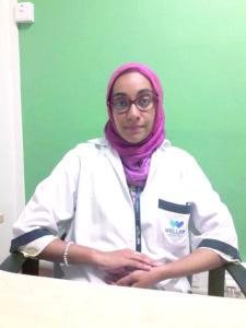 Amiirah Hossenbux, diététicienne