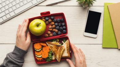lunch box : l'astuce d'un déjeuner équilibré