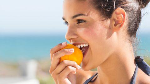 période estivale mangez plus de fruits et de légumes