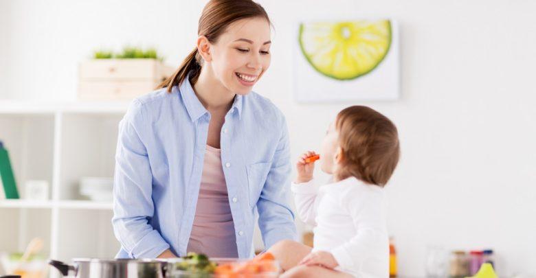 alimentation bébé aliments solides