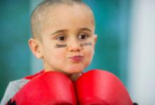 sport effet positif traitement cancer enfants