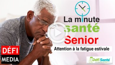 Photo of Senior : attention à la fatigue estivale