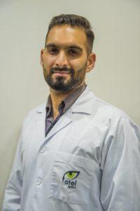Ijaz Patel, optométriste