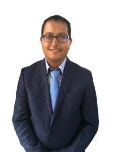 Le Dr Sahiboullah Sohawon, cancérologue