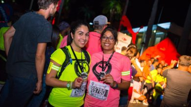 Photo of Puma Night Run Moka : Quand la nuit est faite pour courir