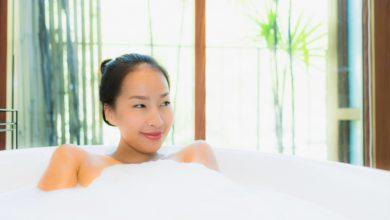 bain-chaud-avant-le-coucher