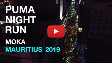 Puma Night Run Moka