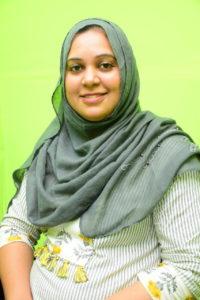 Dr (Mme) Bibi Faeeza Heerah-Jaunbocus, Community Physician et Breast Feeding Coordinator au ministère de la Santé