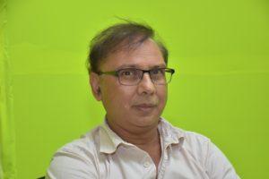 Le Dr Chandra Shekar Ramdaursingh, gynécologue-obstétricien