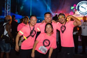 Puma Night run mok