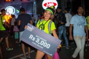 Best dress Puma Night Run Mauritius