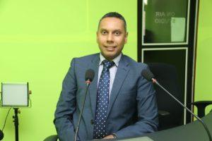 le Dr Viken Mootoosamy, consultant en chirurgie cardiovasculaire et endovasculaire