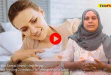 Photo of [vidéo] Le lait maternel exclusif est important durant les premiers six mois