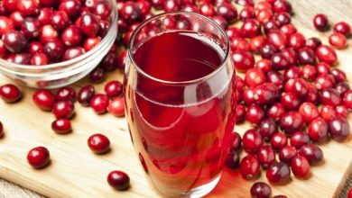 jus de cranberry bienfaits