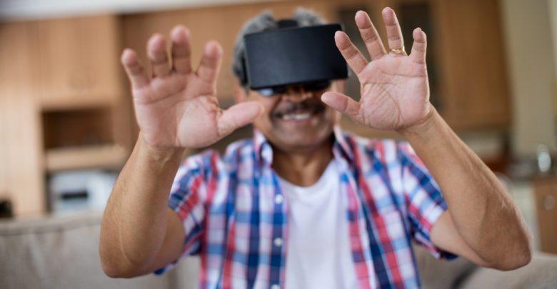 realité virtuelle pour combattre l'isolement des personnes âgées