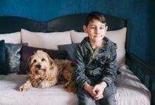 Enfants autistes et hyperactifs : des animaux de compagnie pour veiller à leur bien-être