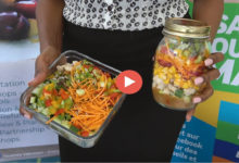 Photo of [vidéo] Atelier nutrition : comment bien manger au bureau ?