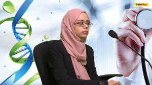 Hajra Issimdar, psychologue clinicienne