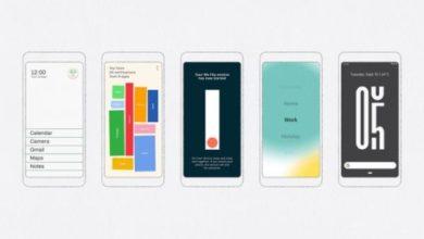 Photo of Google propose une série d'applications qui incitent à se détacher de son téléphone