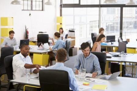 L'air des bureaux en open space dix à vingt fois plus pollué que l'air extérieur