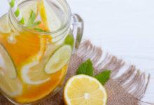 Photo of Detox water : l'eau aromatisée pour garder la forme