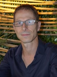 Le psychologue clinicien Laurent Baucheron de Boissoudy