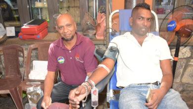 Photo of Mega blood donation : la grande collecte annuelle aura lieu le mercredi 18 décembre