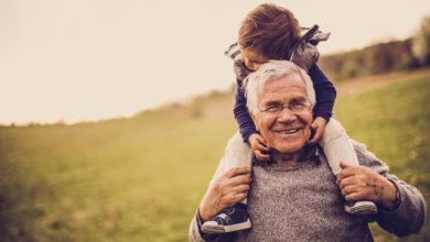 Photo of Les grands-parents se sentent moins seuls s'ils s'occupent de leurs petits-enfants