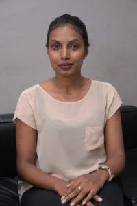 Yovanee Veerapen, diététicienne et consultante en nutrition.