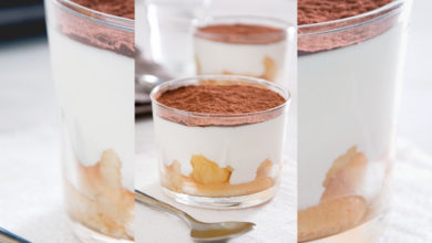 Photo of Recette : Tiramisu à l'ananas