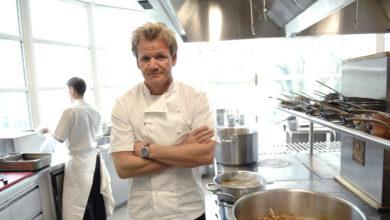Photo of Le chef Gordon Ramsay à la tête d'une nouvelle émission culinaire pour la BBC