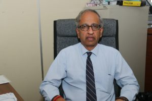 Dr Pradoth Munbodh Regional Public Health Superintendant au Communicable Control Unit Head Quarters.