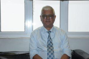 Le Dr Vasantrao Gujadhur, spécialiste en santé publique au ministère de la Santé.