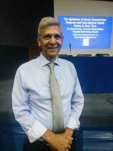 Dr Deoraj Caussy.