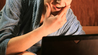 Photo of Plus de la moitié des adolescents ont déjà surfé sur un site web pornographique