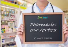 Photo of Confinement : voici la liste des pharmacies ouvertes ce mercredi 1er avril