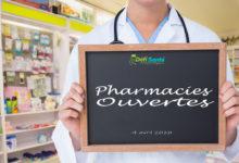 Photo of Confinement : voici la liste des pharmacies ouvertes ce samedi 4 avril