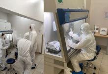 Photo of C-Care Lab : les premières analyses du Covid-19 effectuées aujourd'hui et 60 tests par jour prévus