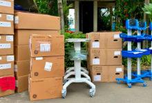 Photo of Covid-19 : AML et le Rotary de Beau-Bassin offrent Rs 3 m d'équipements à la Santé