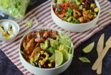 Photo of Recette du jour : Salade bowl à la mexicaine