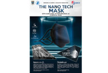 Photo of The Nano Tech Mask : Le masque nanotechnologique réutilisable réalisé par l'expertise mauricienne