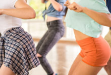 Photo de « Let's Dance » : une session de danse pour garder la forme à l'iSpa Club